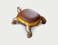 New Products Handicraft Resin Tortoise Statue Bronze Brown Gift Home Decoration Items For Animals Folk Arts Craft Supplier