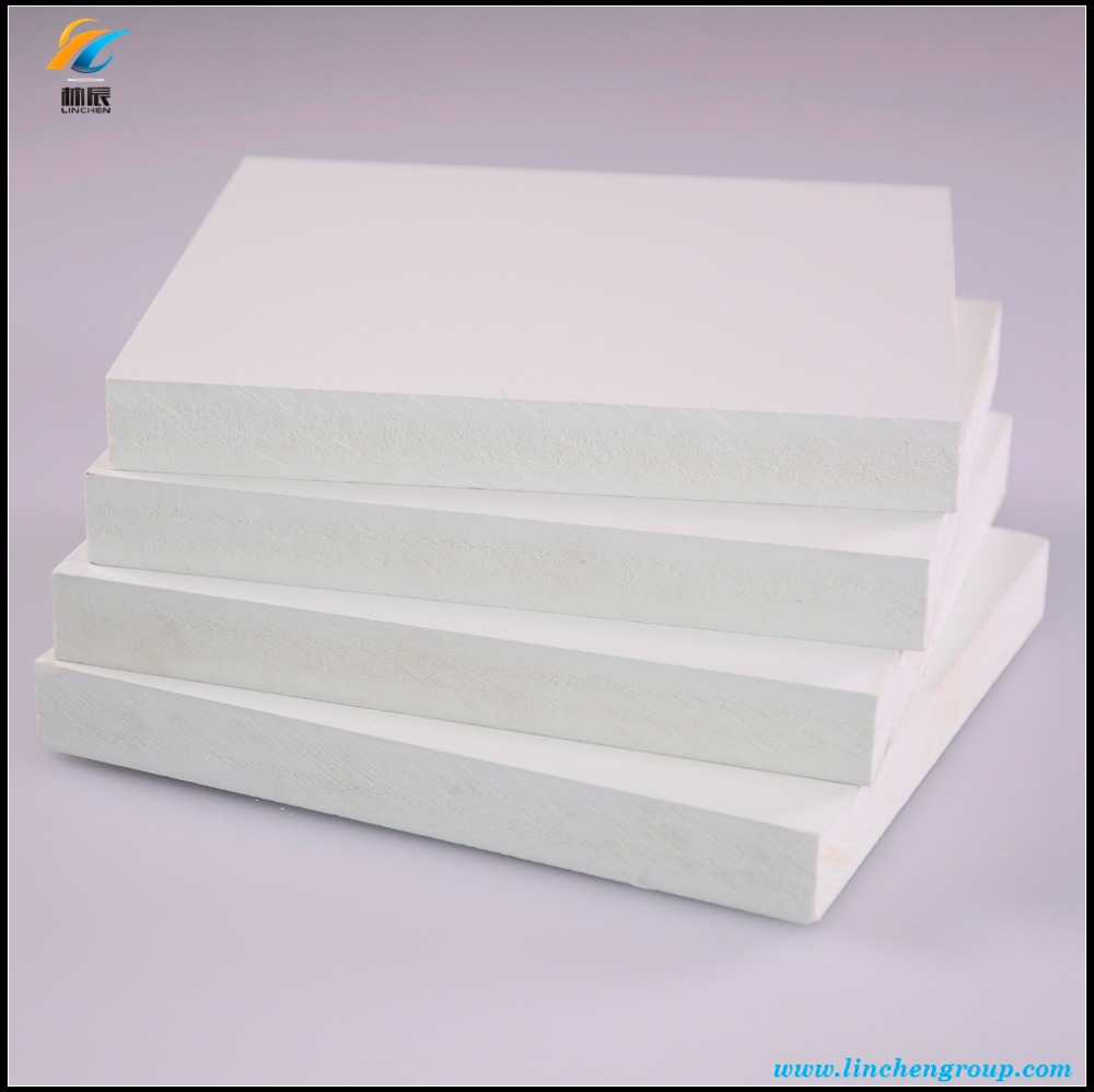 China 4 x 8 white pvc foam board