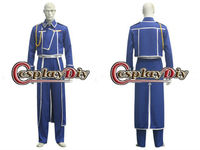 Roy Mustang Military from FullMetal Alchemist Cosplay
