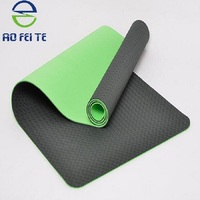 Top Selling Products Thick High Density Anti Tear Exercise Yoga mat with carrying strap