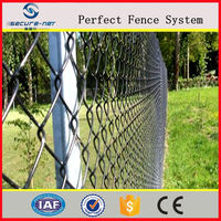 strong tension used chain link fence for sale whosale prices