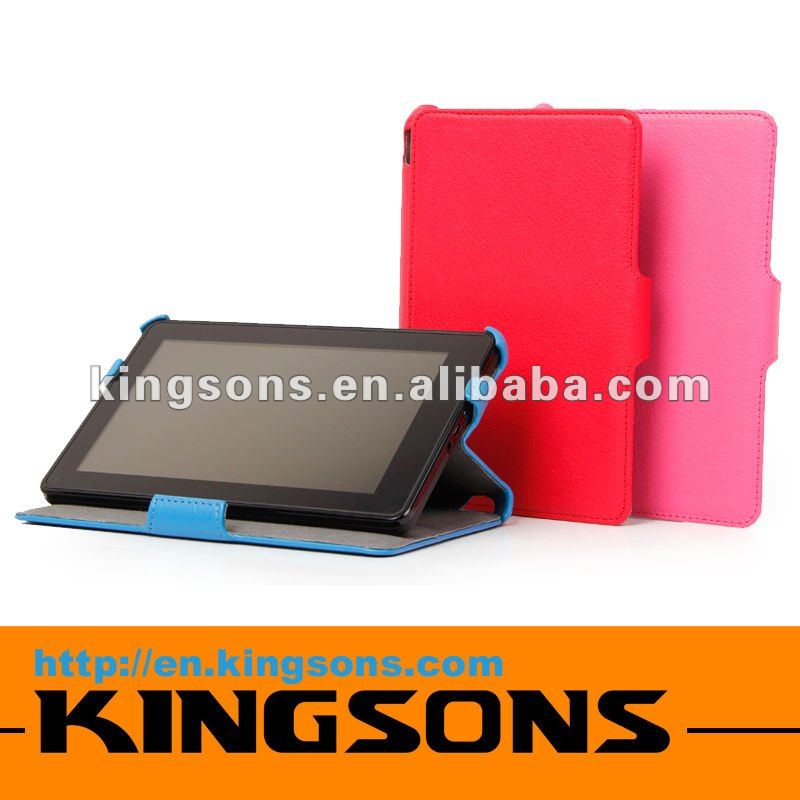 New arrival! Russia hot-selling leather case for ipad 3 tablet