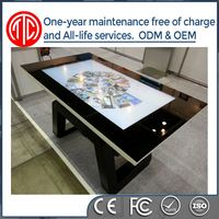 32 inch 42 inch 46 inch touch screen china goods led advertising game player touch table