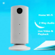Jimi P2P Wireless IP Camera HD 1MP WiFi Cams with SD Card Record JH08