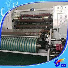 Factory water based machine use acrylic bopp adhesive tape jumbo roll