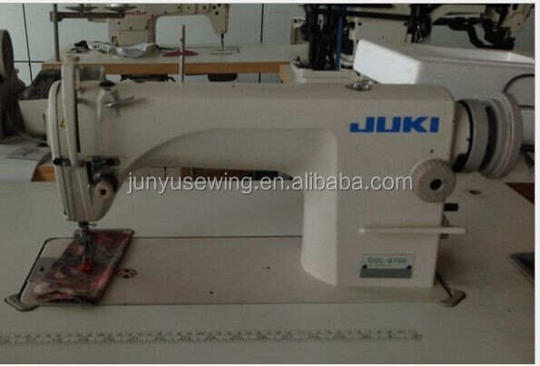 professional supply japan made used JUKI 8700 sewing machine