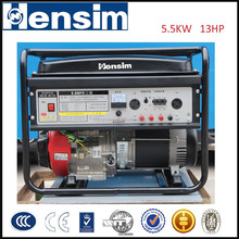 Hensim (CHINA)Hot Sale In Pakistan 5kw Gasoline Generator with 188f engine
