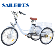 electric tricycle adults 3 wheels tricycle for shopping