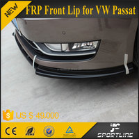 JC Sportline New FRP Front Spoilers Bumper Lip for VW Passat (EURO Version,not for US)