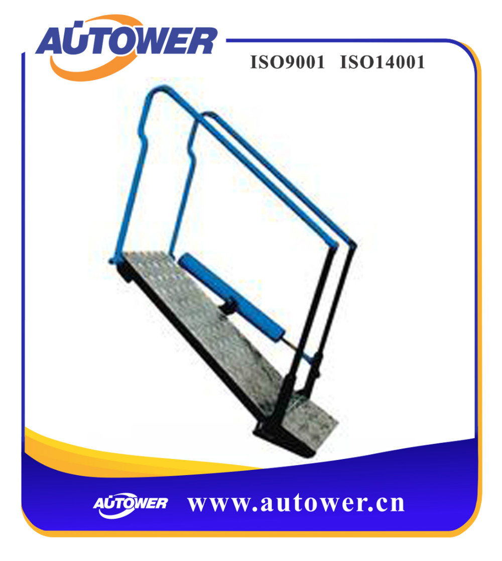 folding small step stools ladder in oil loading mounted skid with good selling