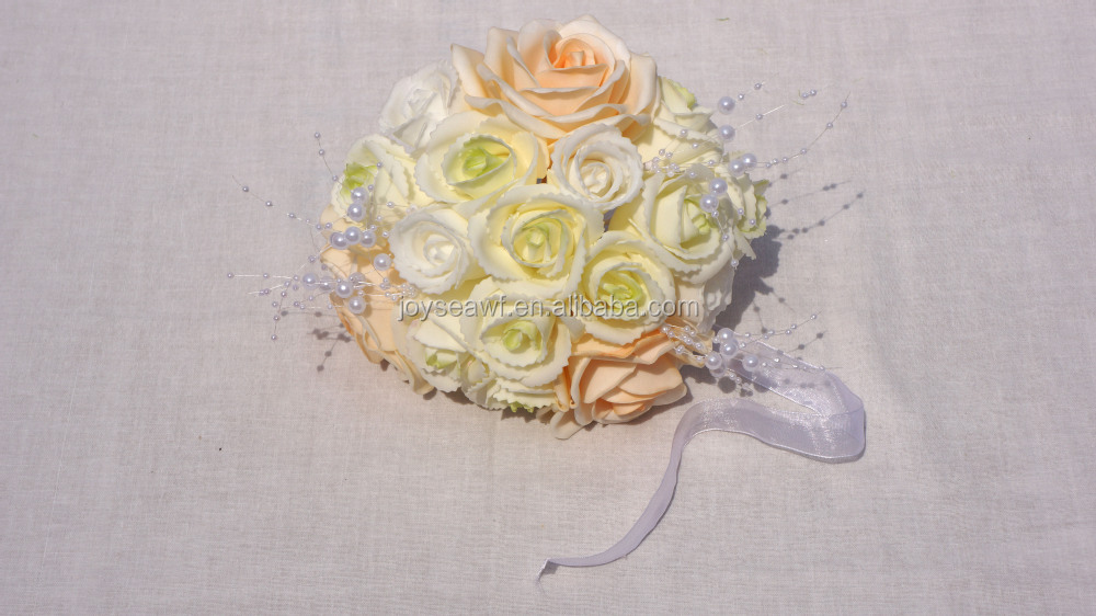 Artificial silk daisy flowers for wedding decorations