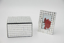 China supplier sales crystal pearl jewelry box