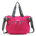 Large capacity nylon single shoulder bag environmental protection mother bag
