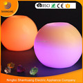 Shanhuang handmake colorful change LED candle light wax candle decorative light