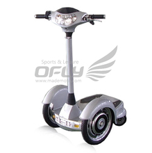 CE Approved 350W Electric Scooter Chariot with Dual Motor Driving 3 wheel zappy electric scooter