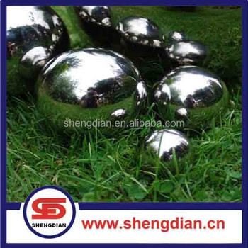SS316/304/420/440C/202 Stainless Steel Ball