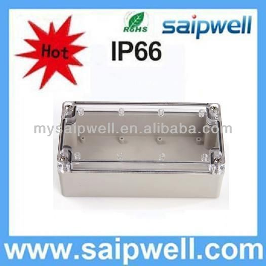 2013 high quality IP66 molded plastic electronic enclosure ,abs waterproof box