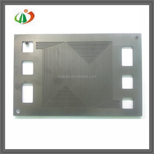 Graphite bipolar plate for pem fuel cell/fuel cell plates