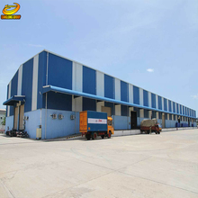 Hot sale multifunctional good steel structure warehouse made in china