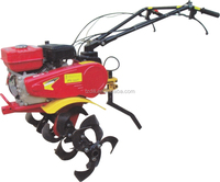168F Garden Power Used Hay Harvesting Mini Tiller