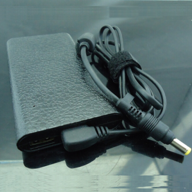65W19V3. 3A Ultra-Mince Ordinateur Portable tablette Adaptateur avec USB STATION adaptateur secteur avec câble AC - ANKUX Tech Co., Ltd