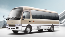 New condition 30+5 seater coaster bus, mini bus for sale