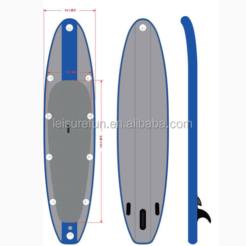 2015 hot summer funny inflatable sup stand up paddle board