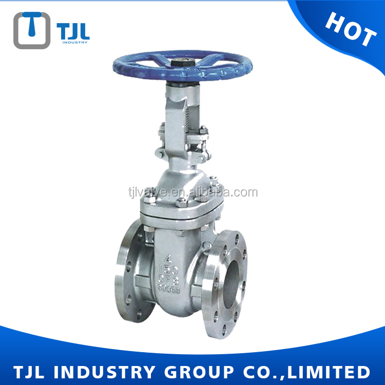 Class150 carbon steel gate valve with prices