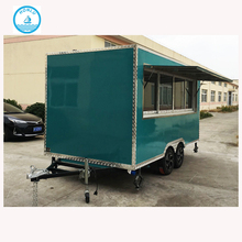 12v pump water sink mobile taco trailer for sale/custom hot dog cart umbrellas/china made food vans