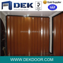 Best price for high quality accordion doors with Locks