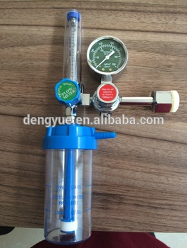oxygen gas pressure regulator,oxygen regulator medical equipment hospital equipment