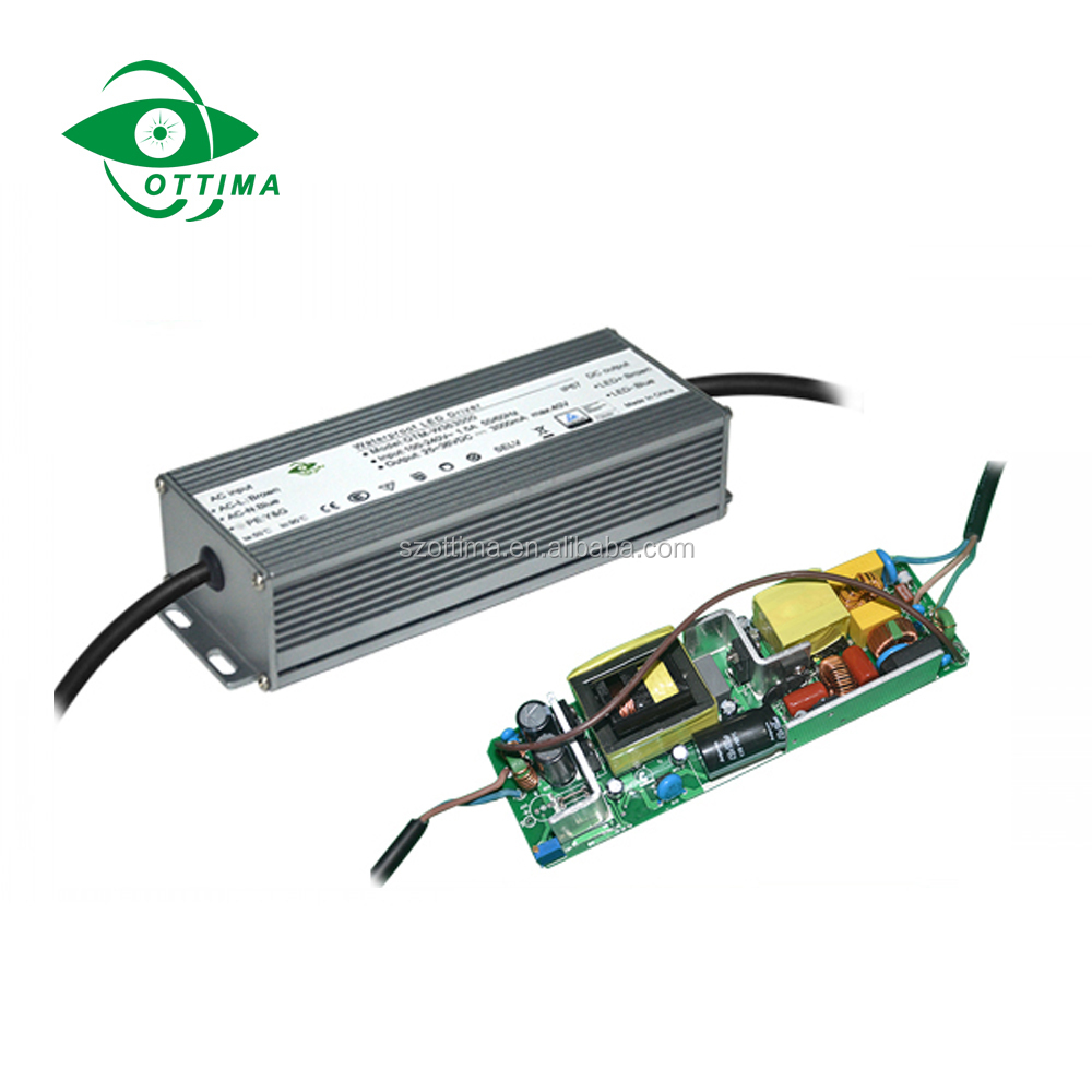 60w 70w 80w led driver 36v constant current IP67 electronic 2100mA ac to dc power