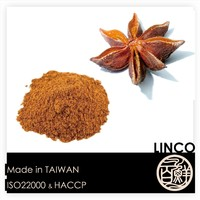 Chinese imports star anise grinding powder