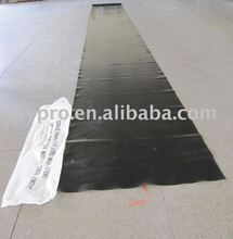 EPDM SCR CR SBR Industrial Natural Rubber Sheet Smooth Acid Resistance Acid Proof Neoprene Fabric in Roll