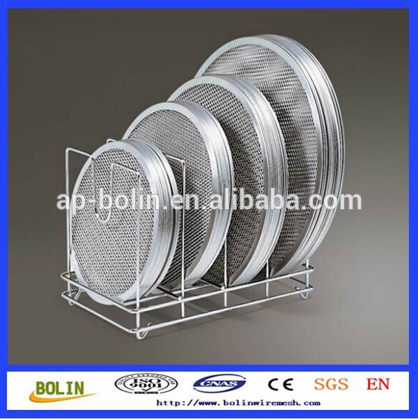 Stainless steel / Aluminum Round Pizza Screen / Shade Screen (free sample)