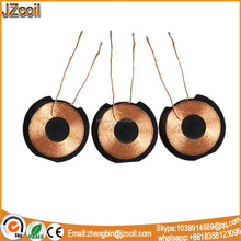 Qi wireless charger inductor coil used for wireless charging