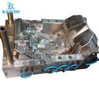 Cutom Plastic Injection Mould for Car Autocycle Automotive