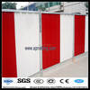 Panel Thick 0.43mm 2x2.16m free standing steel hoarding panel