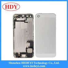 wholesale 5s back cover,for iphone 5 back plate cover housing