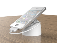 Desktop Security Mobile Phone Stand with Hidden Cable
