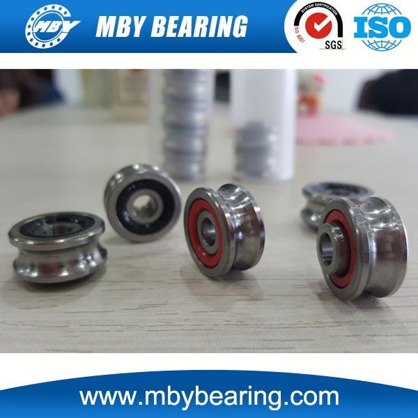 Competitive price MBY brand SG15N U Groove Track Roller Bearing