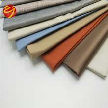 Low Price 3 Pass Coating Fire Resistance Blackout Fabric For Making Curtains