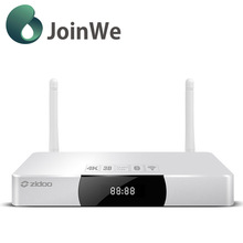 Wechip excellent quality SMART TV BOX ZIDOO X9 MSTAR 2G RAM 8G ROM 802.11AC WIFI Bluetooth Android 4.4 TV Box