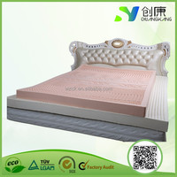 China supplier high density anion kids play latex mattress