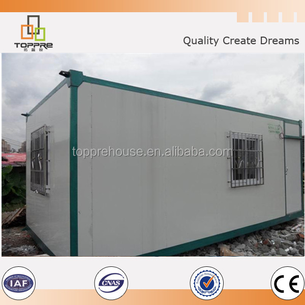 container houes prefabricated house