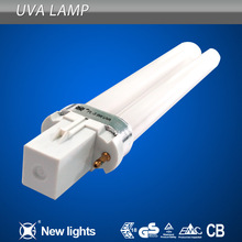 made in china UV Lamp T5 T8 PL-S 8W 13W 15W 18W UVA light with 365.0nm light