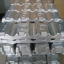 Zinc Ingots 99.995% china popular first hand metal product