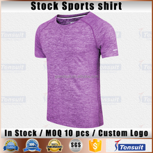 Mens clothing pure color sport t shirt new style running wear good quality sportswear cheap sale customized adult shirt