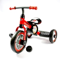 Promotional mini metal frame kids 3 wheel tricycle