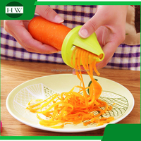 safety funnel shaped carrot vegetable julienne cutter machine cutting tool grater